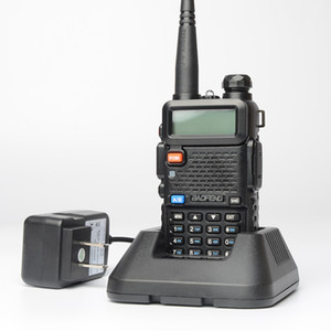 Neue BAOFENG UV5R Walkie Talkie Dual Band Two Way Radio Pofung uv 5r Tragbare Amateurfunkgeräte Baofeng UV5R Hand Toky Woky