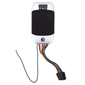 Auto Coche GPS Tracker GSM GPRS Dispositivo de seguimiento Universal Ubicación precisa Rastreado en tiempo real TK303I Anti-robo resistente al agua
