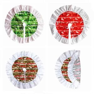 Yeni 60 cm Noel ağacı süs etekler Noel süslemeleri elk etekler Mini Noel ağacı süs etekler IC583