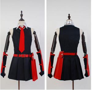 Akame GA KILL! 나이트 레이드 Akame Cosplay Costume