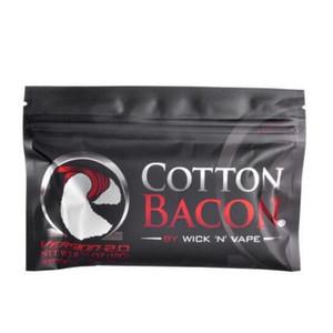 Seconda generazione di tabacco elettronico speciale cotone COTTON BACON V2 2 PK cotone VCC Bacon
