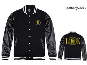 Männer Last Kings Jacken Herbst Winter Kleidung lässig Designer Hip Hop Herren Mäntel Strickjacke Jacke Oberbekleidung
