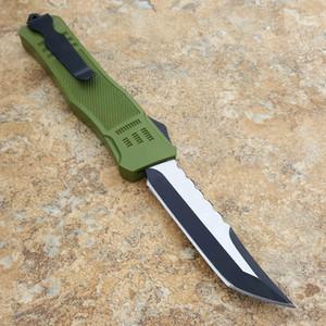 Önerilen Mic Counter Strike Cehennem Köpek Avcılık Katlanır Pocket Knife Survival Knife Xmas hediye d2 kopyaları 1 adet freeshipping