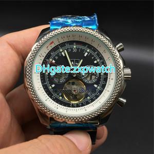 Montres de luxe automatique de cas en acier inoxydable de marque ventes MEN watchs Livraison gratuite Men Dress Steel Watc