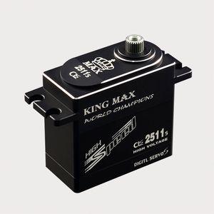 High performance, standard, high voltage digital servo CLS2511S--80g 25kg.cm torque,digital,metal gears standard waterproof servos