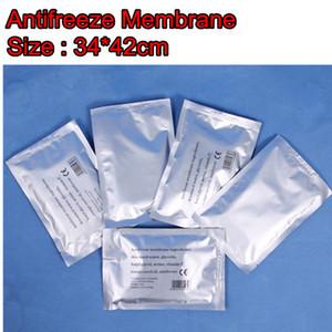 지방 동결 슬리밍 치료 Antifrozen에 대한 무료 배송 부동액 막 32 * 32cm 안티 프리즈 패드 부동액 막