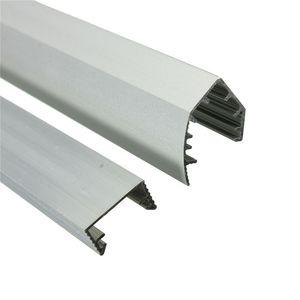 Lowest Price 50CM U V Style AL Aluminum Shell For 5050 5630 7020 Rigid LED Strip Light Lamp
