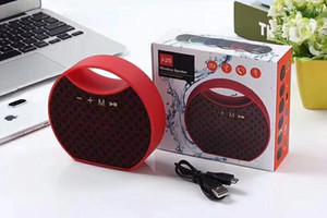 J-25 mini altoparlante bluetooth portatile senza fili Super Bass altoparlanti stereo Music Player esterni di alta qualità Costruito nel 400mAh per iPhone