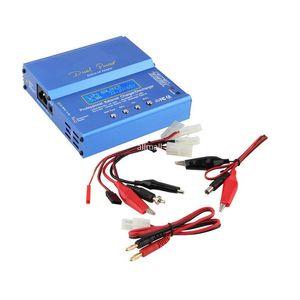 Freeshipping neues iMAX B6 AC B 6AC Lipo NiMH 3S RC Batterieladegerät für RC Hobby + B6AC europäisches Universalnetzkabel Netzkabel