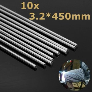 Ferramentas das hastes de soldadura da prata da liga de alumínio de 10pcs 450mm para a pintura polonesa das rachaduras