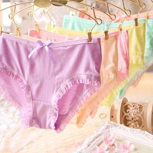 Good A ++ Damen Unterwäsche süße Dame Bambus Kohlefaser Unterwäsche bequeme Süßigkeiten reine atmungsaktive Unterwäsche NP019