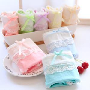 Miglior regalo Candy Lace Bracelet Underwear Intimo da donna in cotone NP010