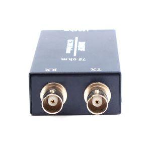 G.703 Balun 75 ohms BNC à 120 ohms Adaptateur Ethernet RJ45 à BNC trasmit vidéo vers bnc