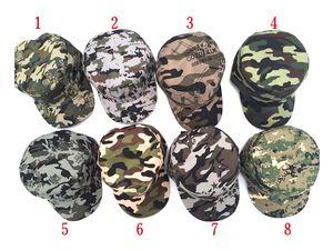 8-Color Hot Men and Women Safe Fashion Camouflage бейсбольная крышка солнцезащитные очки Женские мужские Униформа Cap Hat M005