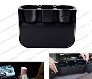 Seggiolino auto Seam Wedge Cup Holder Food Drink Bottle Mount Stand Storage Organizer spedizione gratuita MYY