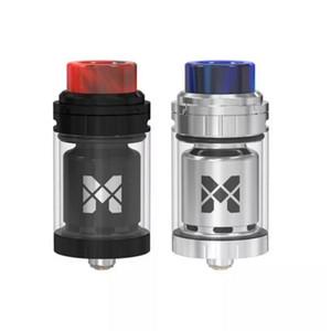 기존 Vandy Vape MESH 24 RTA Atomizer 수지 Ultem Delin Drip Tip 2ml / 4ml Tank Leakproof 상부 기류 Nifty Slide-Out System DHL