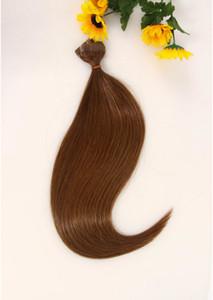 Cinta en Extensiones de cabello humano 40pcs Extensiones de cabello Remy brasileño recto de la cinta de la trama de la piel # 4 Brown Venta