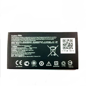 For Asus ZenFone 4 C11P1404 Battery 100% New 1600mAh Li-ion Battery For Asus ZenFone 4 ZenFone4 A400CG Battery
