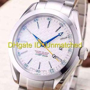 Alta calidad de lujo para hombre reloj profesional Planet Ocean Co-Axial Dive acero inoxidable automático mecánico reloj de pulsera hombres relojes