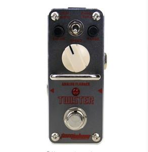 Бесплатная доставка высокое качество аромат ATR-3 электрогитара педаль эффекта True Bypass Twister аналоговый Flanger Mini Single Guitarra педаль эффекта