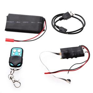 HD 1080 P DIY Modülü Kamera S01 Uzaktan Kumanda modülü kurulu mini pinhole Kamera Kamera Video Ses Kaydedici desteği Hareket Algılama