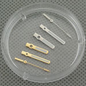 P495 / 496 Lancette Debert per orologi Miyota 8205,8215,821 A / Mingzhu DG2813 Movimento Lancette luminose per orologi Prezzo basso e lancette di buona qualità