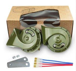 높은 품질 DC12V, 105db 60W 자동차 스피커 경적, motorycle 스피커, Tweeters, 방수