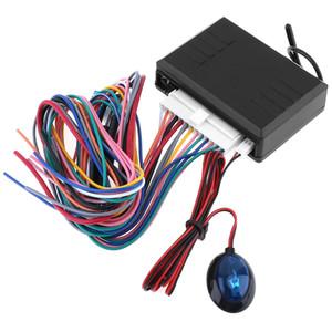 12V système d'alarme de voiture système d'entrée sans clé de véhicule avec la serrure de porte à télécommande automatiquement pour Volkswagen CAL_109