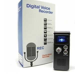 Mini Voice Recorder 8GB USB Flash drive Digital Audio Voice Recording 650Hr Dictaphone with MP3 Player support A-B repeat function