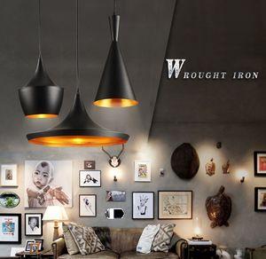 Alumínio Instrumento Musical Industrial Light Modern Lamp único combinado de suspensão Luz Pingente Droplight Candelabro por Restaurante Cofe Bar