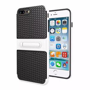 Viajante do telefone móvel shell stent fibra de carbono 2 em 1 tampa de proteção contra queda para samsung j32017 j52017 j72017 a202017 a72017 a72017 s8edge s8edge