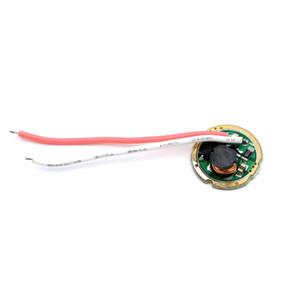 Le conducteur de lampe-torche d'émetteur de Cree Q5 LED de 15.3MW 3W LED 1.5-3V a entré la carte de sortie de 700mA