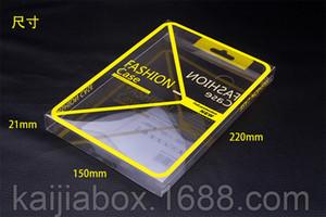 Atacado para 8 polegada ipad mini 234 caixa de embalagem de embalagem de plástico PVC varejo eletrônico acessórios eletrônicos