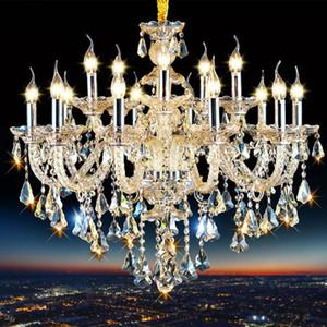 Modern Crystal Chandelier Living Room cristal Decoration Pendants and Chandeliers Home Lighting Indoor Lamp