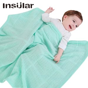 100% Cotton Breathable Baby Blanket Baby Swaddles