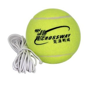 Bir Halat Ile eğitim Tenis Topları Crossway İlköğretim Bireysel Uygulama Aracı Için Tenis Badminton Yüksek Kalite Fabrika Doğrudan Satış 4 9wb I1