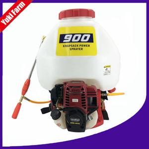 Hot sale knapsack power sprayer agricultural sprayer petrol high pressure sprayer 4-stroke copper pump garden fruit tree agricultural