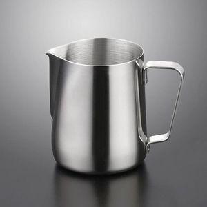 150 ml in acciaio inox caffè Latte latte schiuma tazza brocca per caffè espresso Latte Art Drinkware ZA4111
