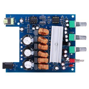 Freeshipping Áudio HiFi TPA3116 Amplificador Board Placa de Amplificador Digital de Alta Potência Placa de Aprendizagem