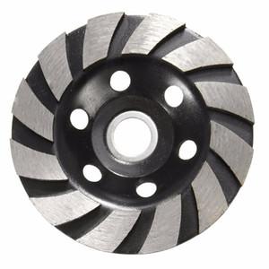 Disco de moedura da roda do copo do diamante de 100mm para o granito concreto