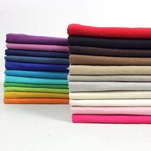 1 metro de tecido de linho de feltro 140 cm de largura diy tecido para roupas de costura patchwork costura bonecas artesanato