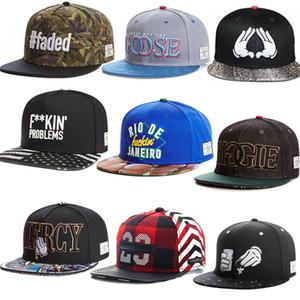 1260 Stiller HipHop Snapback Şapka Beyzbol Erkekler Kadınlar Casquette Spor Hip Hop Basketbol Cap ayarlanabilir Şapka kemik Gorra için Caps