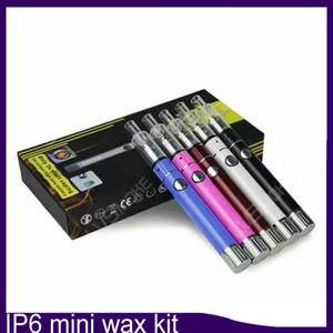 IP6 mini wax kit wax pen kit Ceramic fast heating system with Silicone jar wax VS yocan evolve plus 0268043-1