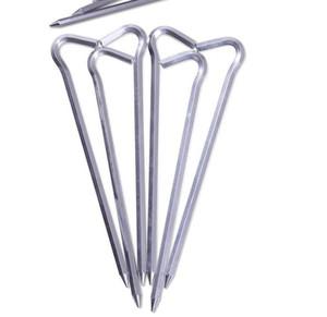 Strumento di attrezzi all'aperto strumenti campo escursione esterno di titanio Spike tenda da campeggio Peg sacchi nanna gonfiabili Palo di Nail