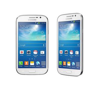 Отремонтированы Samsung Galaxy Grand Duos i9082 5.0-дюймовый смартфон 1 ГБ оперативной памяти 8 ГБ ROM Dual SIM 8.0 MP Wifi GPS WCDMA 3G разблокированный мобильный телефон