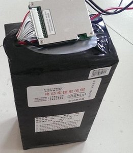 48V 20Ah 1000W LiFePO4 battery lithium iron phosphate battery with charger BMS for electric bike, double life of lithium ion battery