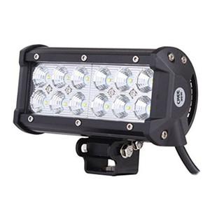 Support de double rangée de produit chaud 7inch 36w led lumière de travail spot fabriqué en Chine usine pour camion tout terrain 4x4