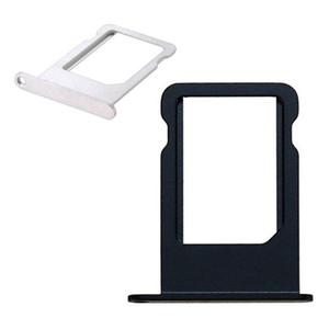 Bandeja de tarjeta Sim de alta calidad para el iPhone 4 4s 5 5G 5s Ranura para tarjeta SIM Piezas de reparación DHL libre