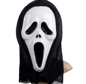 Terrorist V clown mask saw ghost skulls Sparta for vendetta Halloween dance male adults all kinds of you need