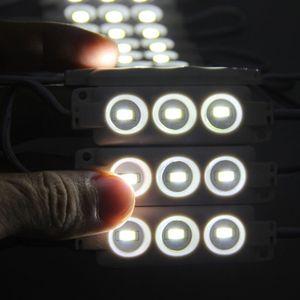 슈퍼 밝은 LED 모듈 6500K 화이트 SMD 5630 / SMD 5050 RGB LED 칩 Wateproof IP67 R / G / B / 따뜻한 화이트 12V 주도 광고 라이트 쿨